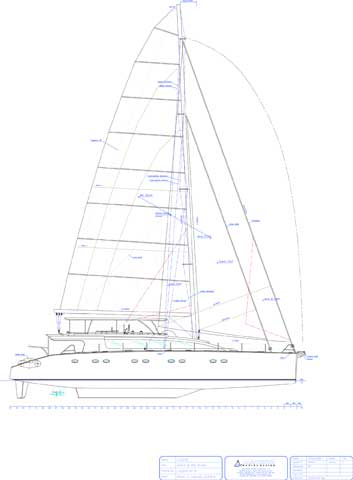 RB65 Catamaran - Projects - Click to zoom