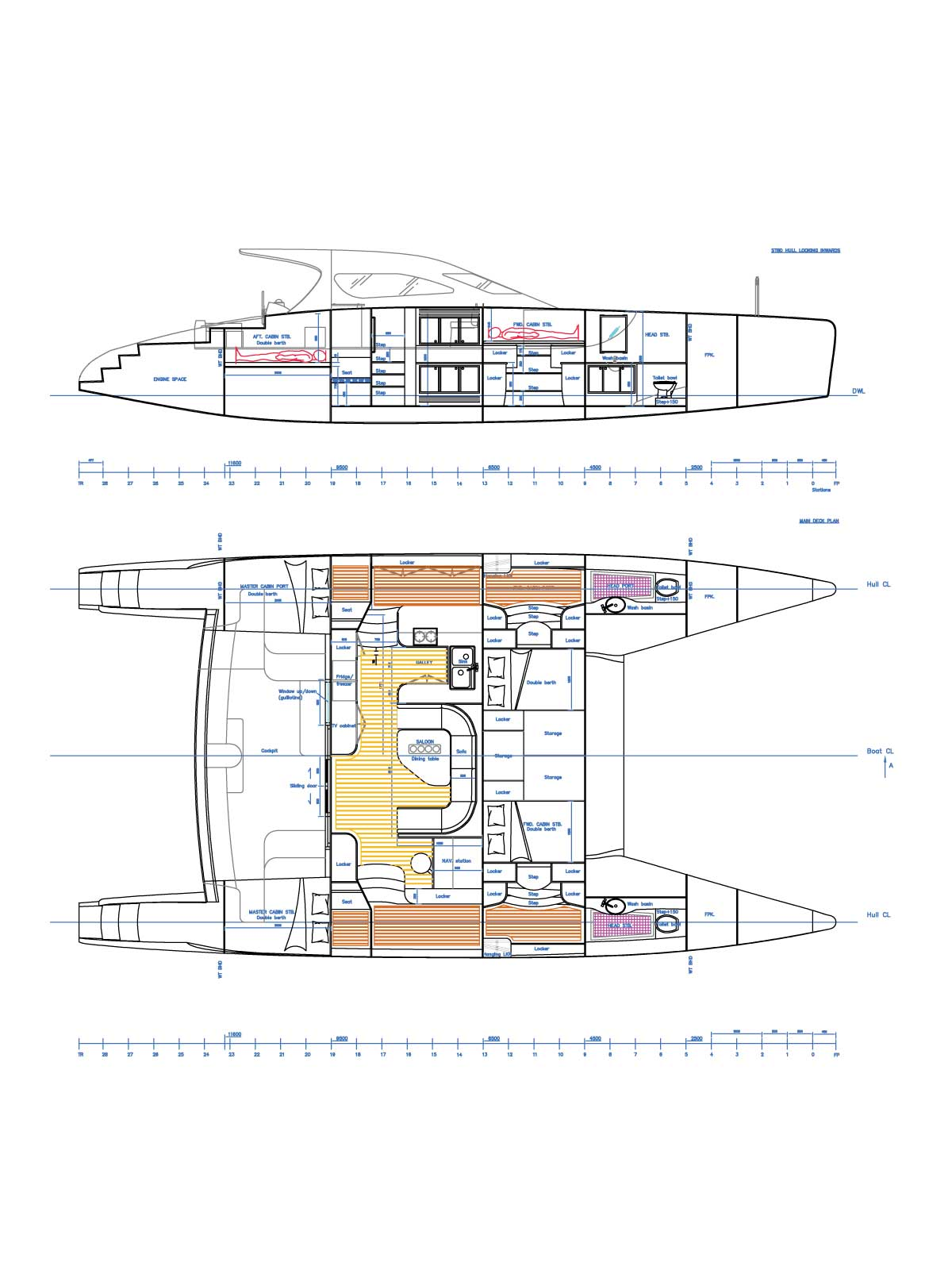 Catamaran building plans over 5000 house plans for Build own house plans