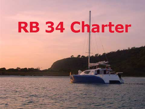 RB 34 Charter Cat - Click to enter.