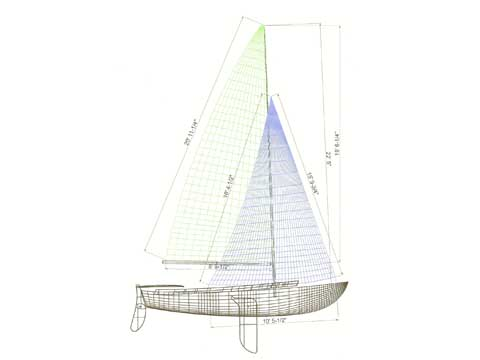 Sailing boat project