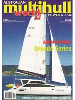 Multihull World - September/October 2009 - Click to zoom.