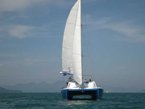 Sailing Cat RB34 - Click to zoom.