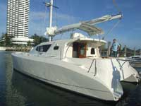 RB 34 Catamaran - Click to zoom.